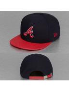 New Era snapback cap Reptize Atlanta Braves blauw