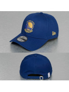 New Era snapback cap NBA Team Golden State Warriors 9Forty blauw
