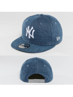 New Era snapback cap Denim Essential NY Yankees blauw