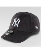 New Era snapback cap Seasonal Heather NY Yankees blauw