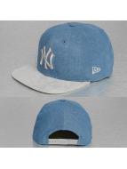 New Era Snapback Cap Rustic NY Yankees blue