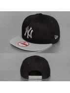 New Era Snapback Cap Jersey Team NY Yankees blue