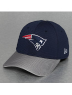 New Era Snapback Cap NFL New England Patriots Sideline blue