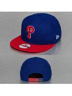 New Era Snapback Cap Bas Reverse Philadelphia Phillie blue
