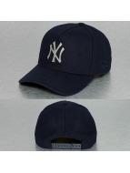 New Era Snapback Cap Melton Metal NY Yankees blue