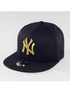New Era Snapback Cap Golden NY Yankees 9Fifty blue