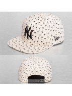 New Era Snapback Cap Micro Palm NY Yankees brown