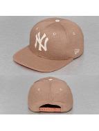 New Era snapback cap Felt Wool NY Yankees bruin