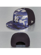 New Era Snapback Cap Sequin Hide NY Yankees camouflage