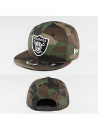 New Era snapback cap League Essential Oakland Raiders 9Fifty camouflage