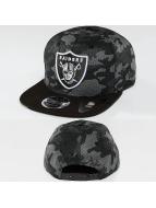 New Era Snapback Cap Mesh Overlay camouflage