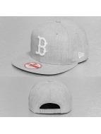 New Era Snapback Cap League Basic Boston Red Sox grau