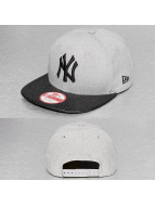 New Era Snapback Cap Hex NY Yankees grau