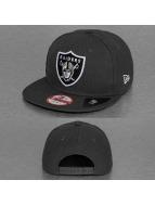 New Era Snapback Cap Tonal Team Oakland Raiders Heather grau