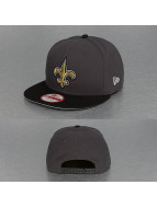 New Era Snapback Cap Emea New Orleans Saints grau