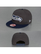 New Era Snapback Cap Emea Seattle Seahawks grau