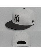 New Era Snapback Cap NY Yankees grau