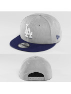 New Era Snapback Cap Diamond Mix LA Dodgers grau