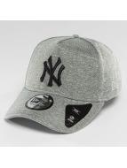 New Era Jersey Tech A-Frame NY Yankees Snapback Cap Grey/Navy
