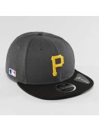 New Era Snapback Cap Diamond Pop Pittsburgh Pirates grau