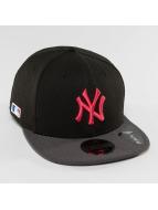 New Era Snapback Cap Diamond Pop NY Yankees 9Fifty grau