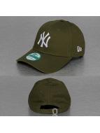 New Era Snapback Cap League Essential NY Yankees green