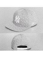 New Era Snapback Cap Micro Palm NY Yankees grey