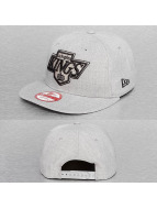 New Era Snapback Cap Tonal Team LA Kings Heather grey
