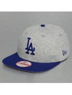 New Era Snapback Cap Jersey Team LA Dodgers grey
