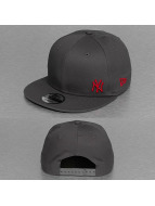 New Era Snapback Cap MLB Flawless NY Yankees 9Fifty grey