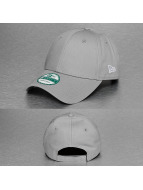 New Era Snapback Cap Basic grey