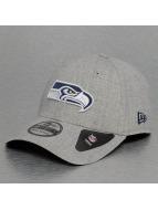 New Era snapback cap NFL Team Heather Seattle Seahawks 39Thirty grijs