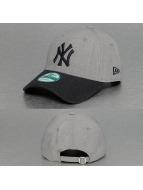New Era snapback cap Heather Team NY Yankees 9Forty grijs