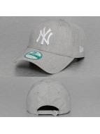 New Era snapback cap Heather Essential NY Yankees 9Forty grijs