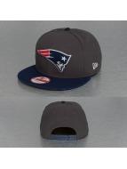 New Era snapback cap Emea New England Patriots grijs