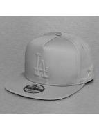 New Era snapback cap Tonal Gel Fill LA Dodgers grijs