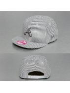 New Era snapback cap See Stripe Atlanta Braves 9Fifty grijs