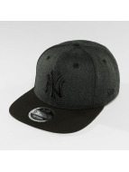 New Era snapback cap Seasonal Heather NY Yankees grijs