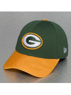 New Era Snapback Cap Green Bay Packers grün