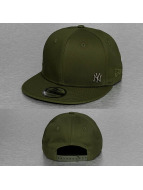 New Era Snapback Cap MLB Flawless Metal NY Yankees grün
