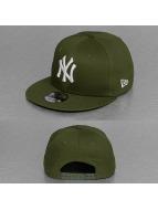 New Era Snapback Cap MLB League Essential NY Yankees 9Fifty grün