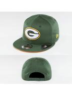 New Era Snapback Cap Team Classic Green Bay Packers grün