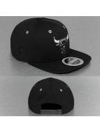 New Era Snapback Cap NBA Reflective Pack Chicago Bulls 9Fifty nero