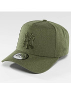 New Era Snapback Cap Seasonal Heather Aframe NY Yankees olive