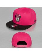 New Era Snapback Cap Hero Essential Minnie Mouse pink