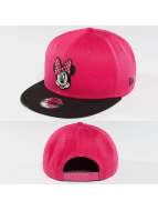 New Era Snapback Cap Essential pink