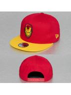 New Era Snapback Cap Hero Essential Iron Man red