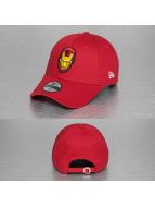 New Era Snapback Cap Hero Essential Iron Man Beanie rosso
