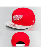 New Era Snapback Cap Team Detroit Red Wings rot
