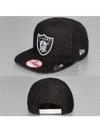 New Era Snapback Cap NFL Denim schwarz